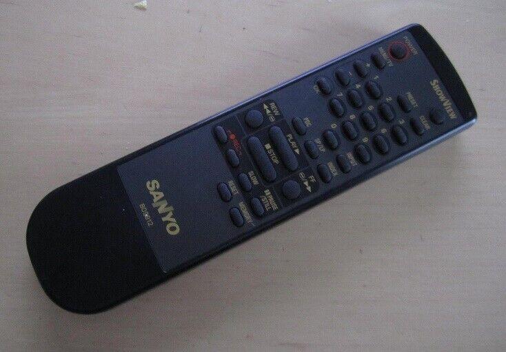 VHS videomaskine, Sanyo, VHR-274EX