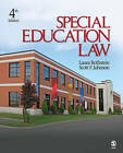 Special Education Law by Scott F. Johnson, Laura F. Rothstein (Paperback, 2009)