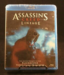 Assassin S Creed Lineage Blu Ray Tv Mini Series 2009