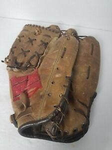 "RAWLINGS XFG-15 Baseball RHT Leather Glove 11"" Mike Schmidt Vintage Fastback"