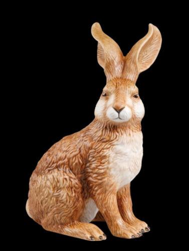 Goebel Hase Merta Dekofigur Neuheit 2020 Höhe 15 cm Ostern Skulptur 4981
