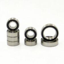 TRB RC ABEC 3 Precision Bearing Kit Rubber Seal Traxxas Bandit XL-5 16