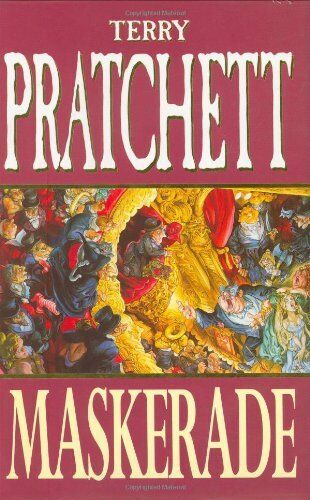 1 of 1 - Maskerade: Discworld: The Witches Collection by Pratchett, Terry 0575058080 The