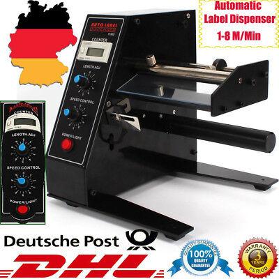 AUTO Etikettiermaschine Etiketten Labler Etikettierer etikettenspender LABELS DE