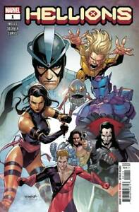 Hellions-1-Dx-2020-Marvel-Comics-First-Print-Segovia-Cover