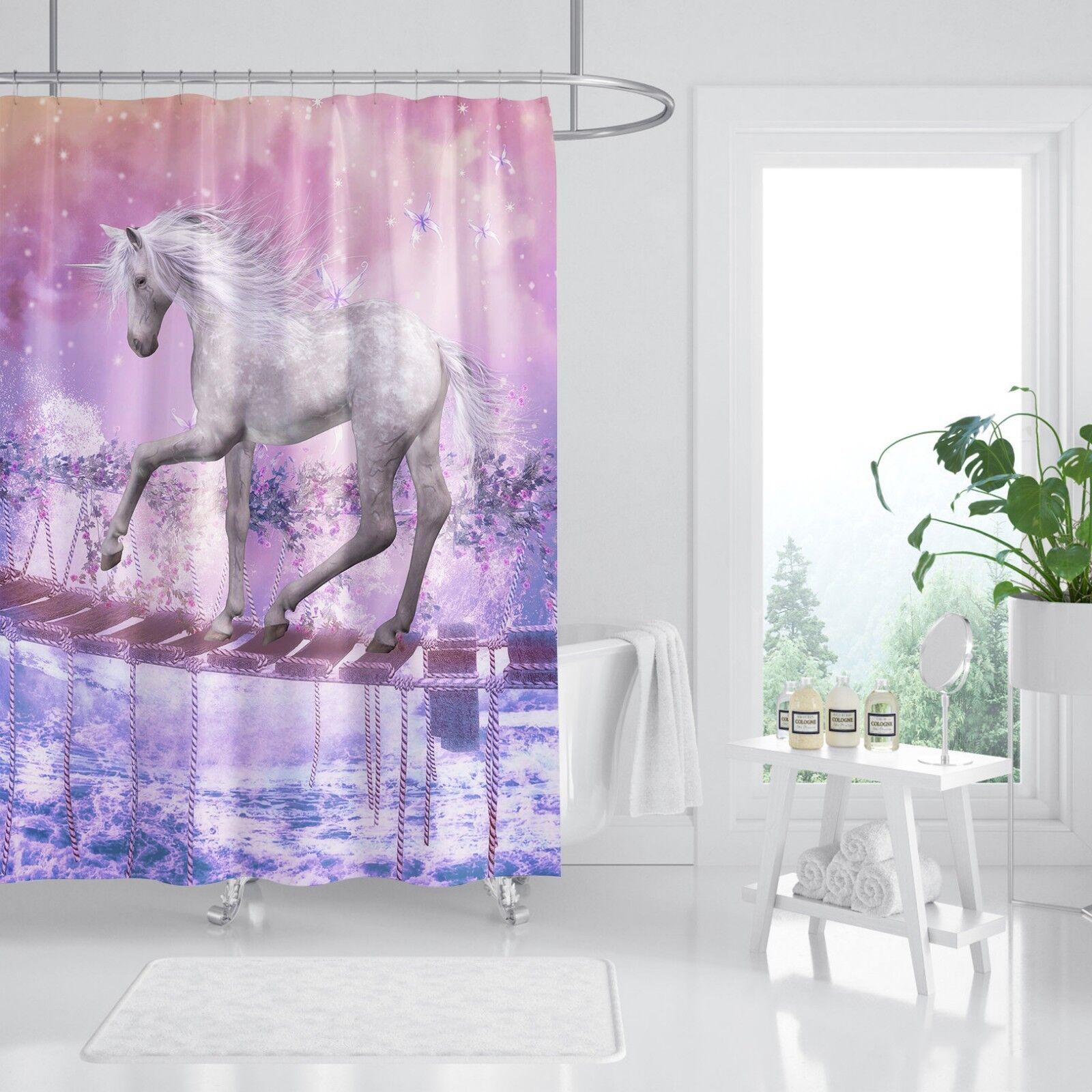 Shower Curtains 3d Meer Wellen 8 Duschvorhang Wasserdicht Faser Bad Daheim Windows Toilette De