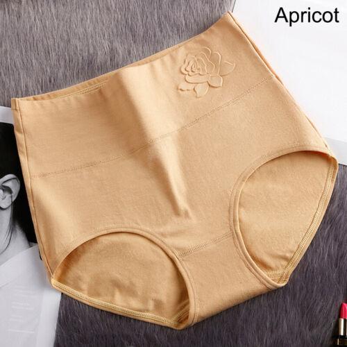 Women Cotton Menstrual Period Panties High Waist Brief//Underwear//Thong Lingerie