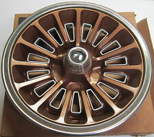 1979 AMC Concord Spirit Pacer NOS Alpaca Brown wheel cover hub cap