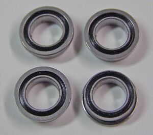 Rear Stub Axle Carrier Bearings for Gold Chassis RC10 Team Associated AE ASC897