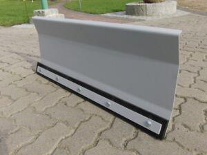 Schneeschild-125-cm-Einachser-Rasenmaehertrecker-Quad