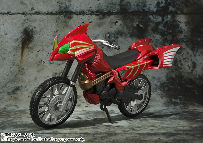 Pre BANDAI S.H.Figuarts Masked Kamen Rider Amazons Jung Raider Figure NEW Japan