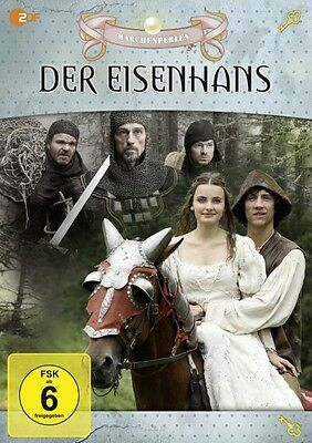 DER EISENHANS-MäRCHENPERLEN-DVD NEU