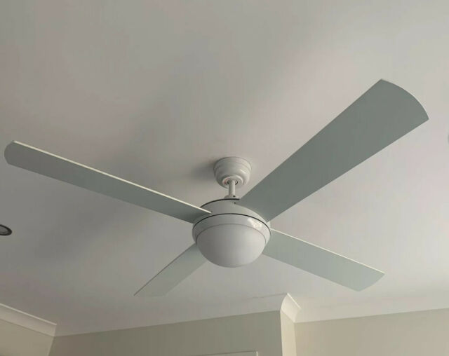 Concept 2 52in White Ceiling Fan