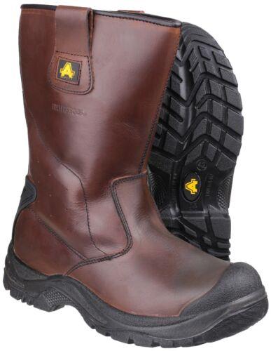da acciaio lavoro As249 puntali Rigger Cadair impermeabile Scarpa Safety in per Amblers inossidabile Boots qRg1nYgf