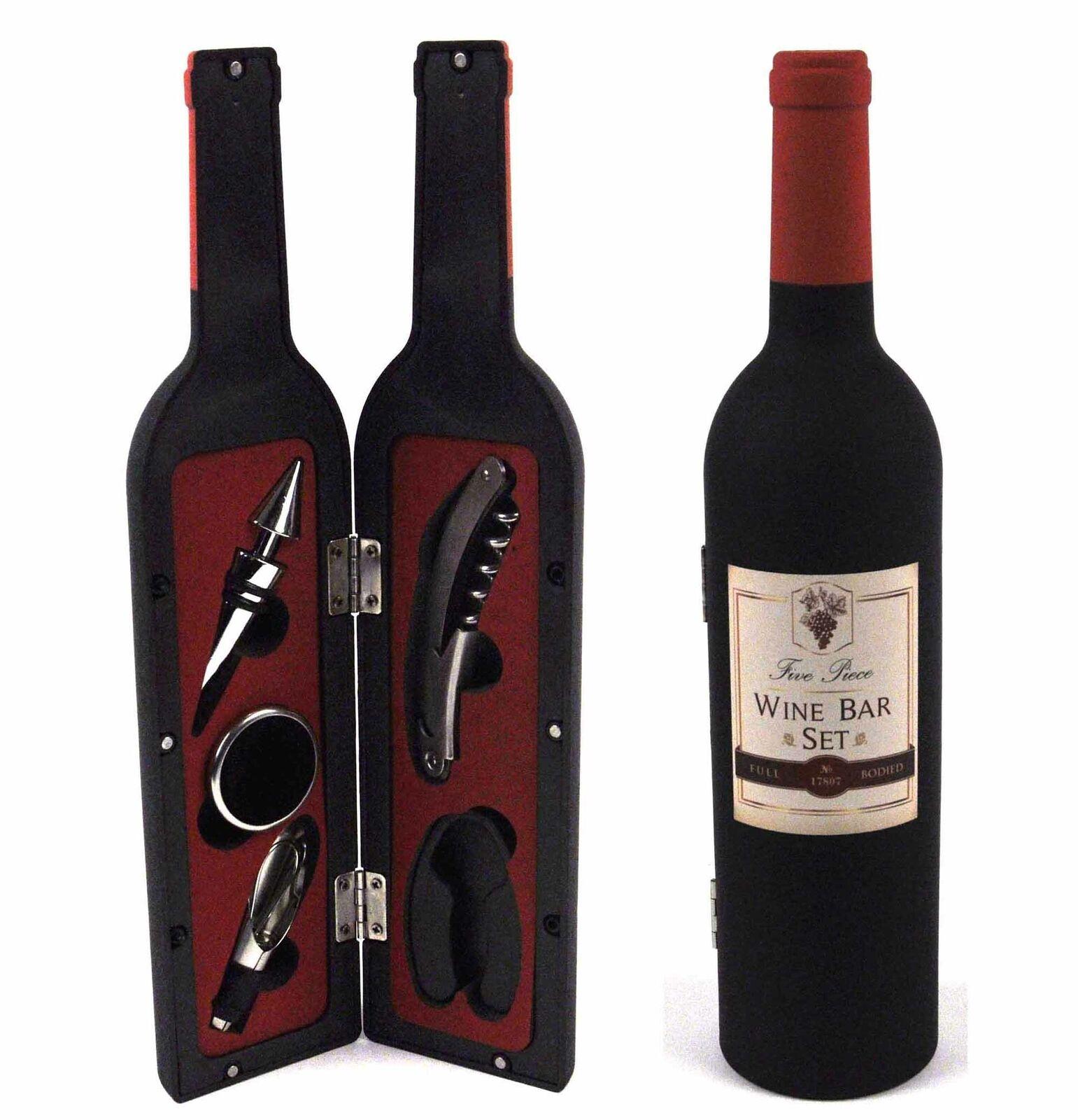 5 Teile Weinflasche Stangen Set Set Set | Zu verkaufen  a4cb40