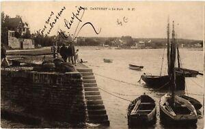 CPA-Carteret-Le-Port-632994