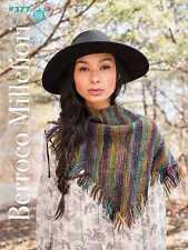 Berroco ::Booklet #377:: Millefiori yarn 6 designs and accessories