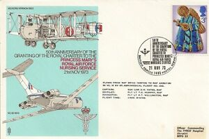 Lettre Aviation Princess Mary's Royal Air Force 1973 Kedv8dll-08003622-252113103