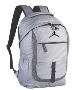 1faabc96cf Nike Air Jordan Jumpman Backpack 9A1685-146 Cool Grey Elephant Print ...