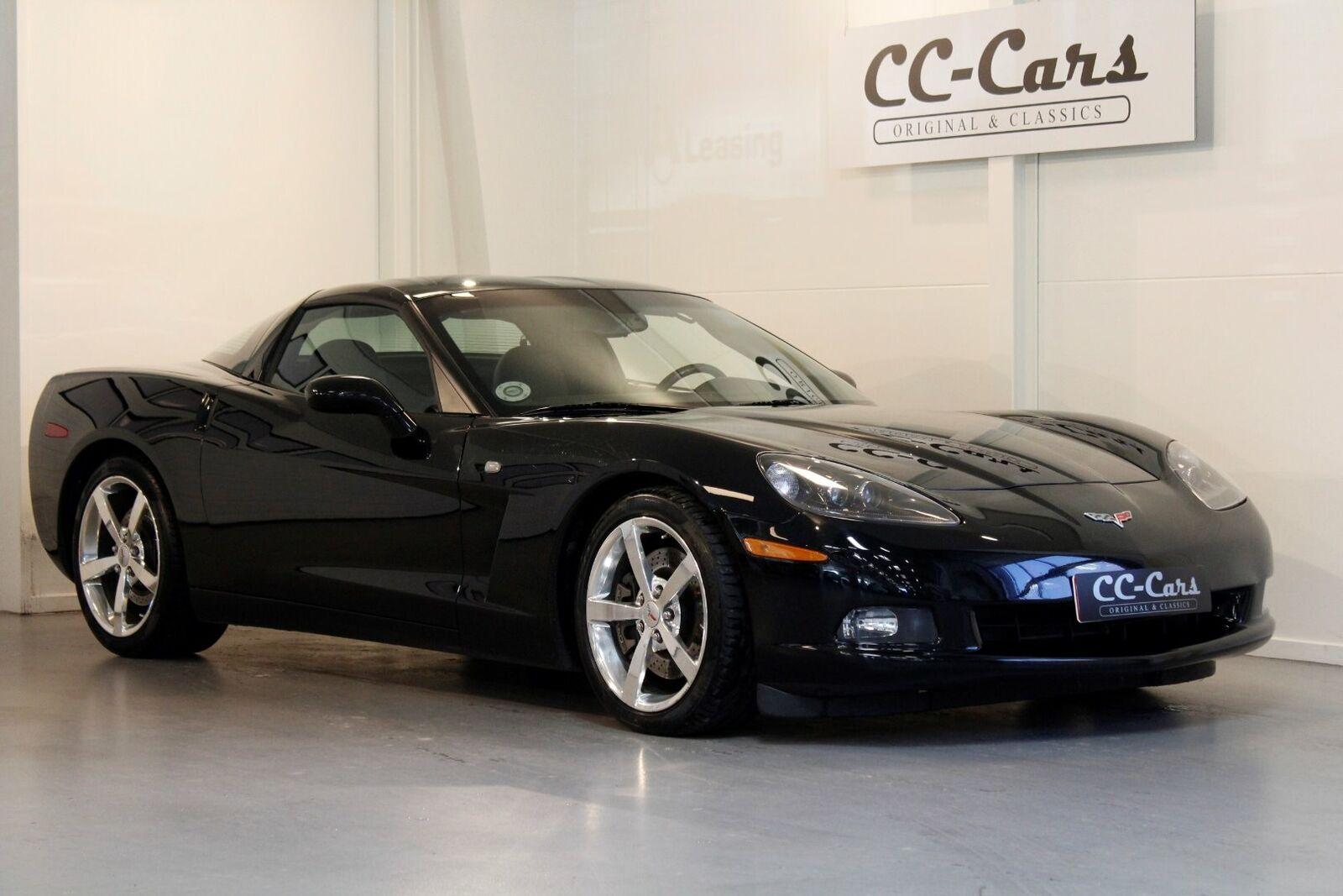 Corvette C6 6,2 Targa aut. 2d