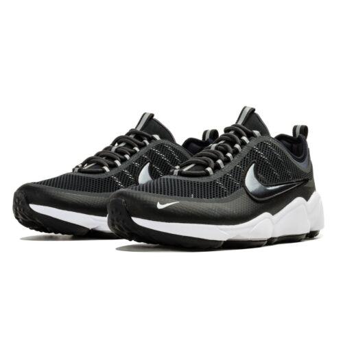 running para Ultra Zapatillas de hombre grande Spiridon blancas 876267 negras Nike 003 talla BXOf5fx