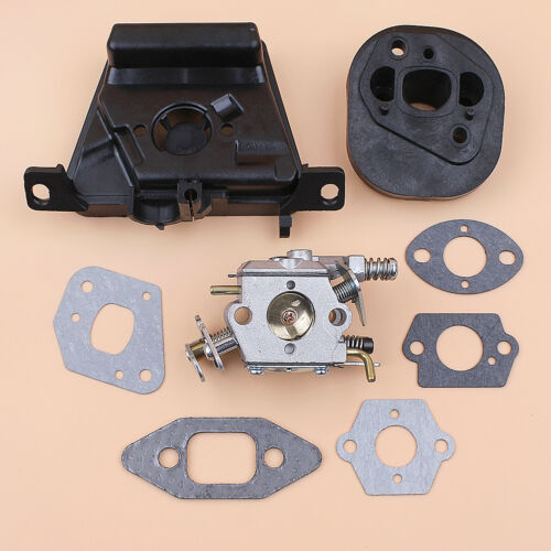 Carburetor Manifold Gasket Kit For MCCULLOCH MAC CAT 335 435 440 Chainsaw Carb