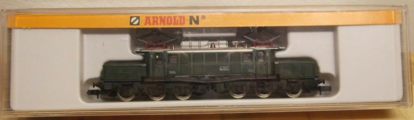 Arnold N 2310 Electric Locomotive Br 194 147-5   German Crocodile   Db Tested