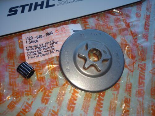 Stihl OEM NOS Exhaust Gasket FS 36 40 44 4130-149-0600 #TM6-SS1D
