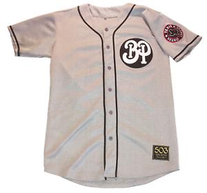 Fort-Worth-Black-Panthers-Customized-Baseball-Jersey-Texas-Negro-League-Rangers