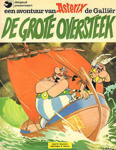 ASTERIX-DE-GROTE-OVERSTEEK-Uderzo-Gosginny-1976-1e-DRUK