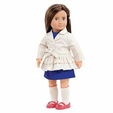 """Our Generation 18"""" Lilia Doll Brown Hair Blue Eyes Fits American Girl Grace"""