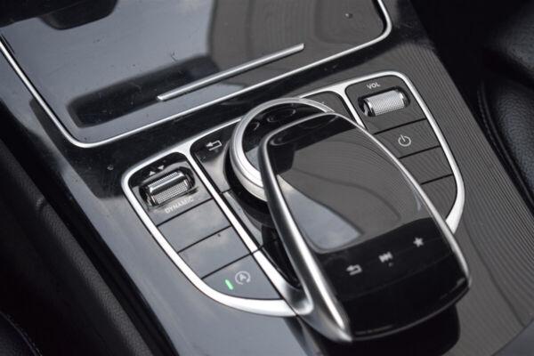 Mercedes C220 d 2,2 stc. aut. billede 11