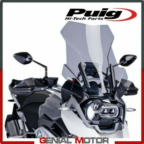 Puig 6486H Light Smoke Touring Screen