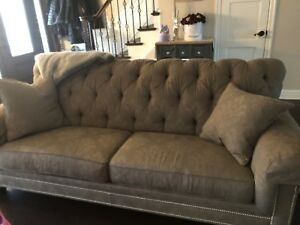 Details About Ethan Allen Furniture Sofa
