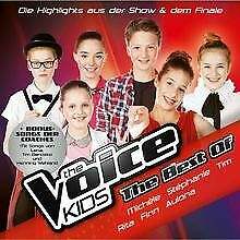 The-Best-of-von-The-Voice-Kids-CD-Zustand-gut