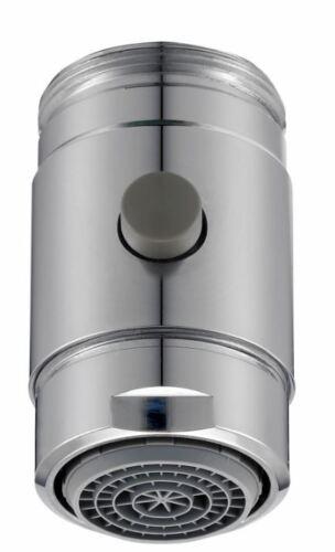 Neoperl Spar-Strahlregler Ecobooster M24 mit Umschaltknopf