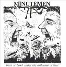 Buzz or Howl Under the Influence of Heat [EP] [PA] by Minutemen (CD, May-1991, SST)