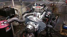 CHEVY 383 cid 430+HP CUSTOM CRATE ENGINE TURN KEY DYNO TEST 2 YEAR WARRANTY