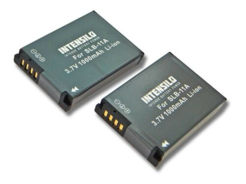 2x BATTERY FOR SAMSUNG WB700 WB 700