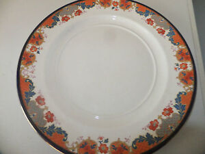 BOOTHS SILICON CHINA LUCANIA PATTERN MEAT PLATTER GOOD SIZE - PADSTOW, CORNWALL, United Kingdom - BOOTHS SILICON CHINA LUCANIA PATTERN MEAT PLATTER GOOD SIZE - PADSTOW, CORNWALL, United Kingdom