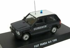 Fiat Nuova Campagnola 1985 Carabinieri Policía police  1:43 Agostini Diecast