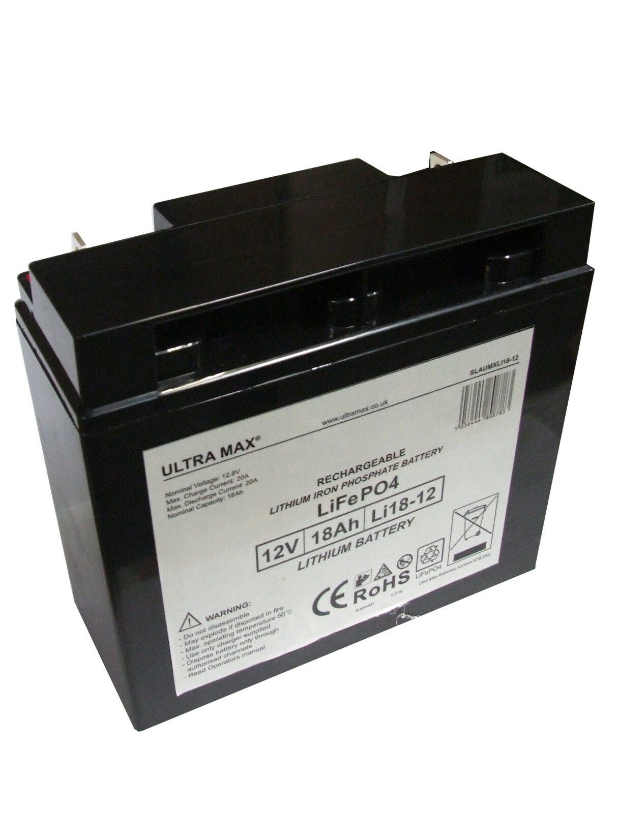 Dsr PSJ3612 Dc Energía Source 3600 Pico Amps Jump Arrancador 18AH Rep Litio Pila