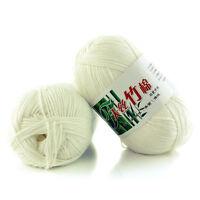 30colors Soft Bamboo Knit Crochet Knitting Yarn Baby Cotton Wool Yarn 50g Hot