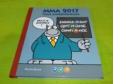 AGENDA PROMOTIONNEL PHILIPPE GELUCK ) LE CHAT - MMA 2017 - NEUF !!!!!!!