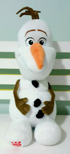 Disney-Frozen-Olaf-Plush-Toy-Build-A-Bear-Children-039-s-Character-Toy-43cm-Tall