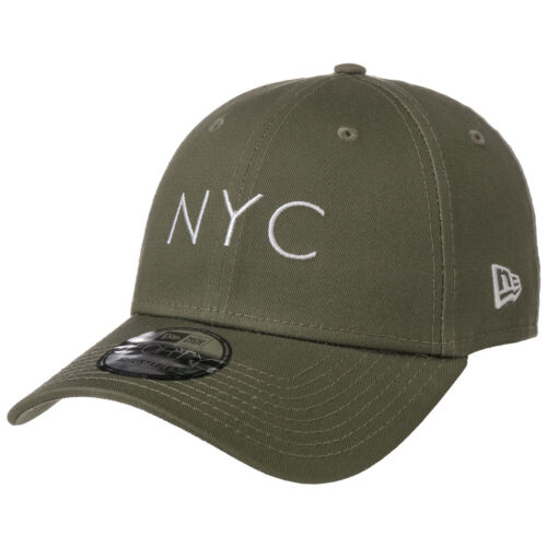 NEW ERA 9Forty NYC Ess Cap Basecap Baseballcap Curved Brim Caps
