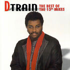 """The Best of the 12"""" Mixes by D Train (CD, May-1995, Unidisc)"""
