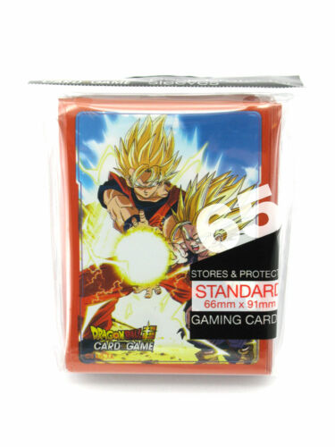 Father Son Kamehameha 65 Ultra Pro Dragon Ball Super Deck Protector Sleeves