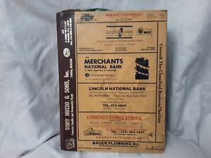 Vintage-1970-Syracuse-NY-Suburban-City-Directory-Phone-Book-Hardcover-Telephone
