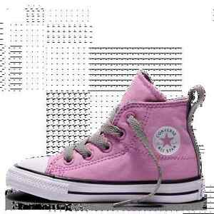 605cf0d9fc1e Converse Chuck Taylor All Star Simple Step Velcro Toddler High Top ...
